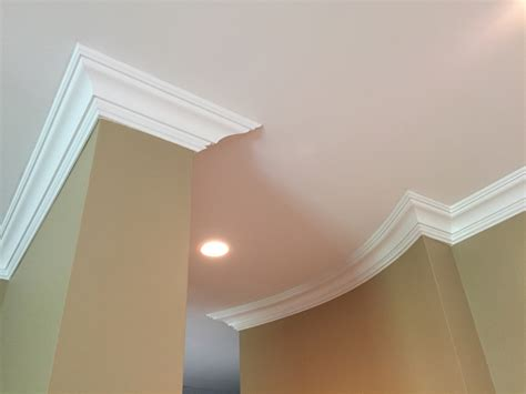 Wainscoting Cost Per Linear Foot by Crown Molding Nj Design Installation Artisans 11 8 15