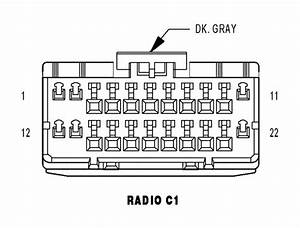 2006 Dodge Charger Radio Wiring Diagram