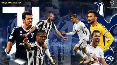 Juventus vs Tottenham Preview - YouTube