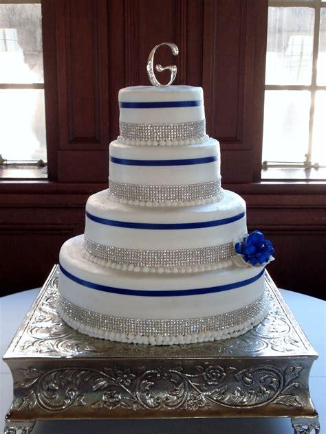 wedding cake bling cakecentral com