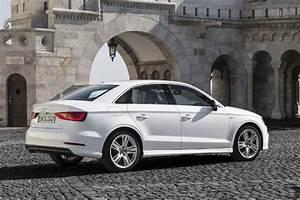 Audi A3 Berline 2016 : un format berline pour l 39 audi a3 ~ Gottalentnigeria.com Avis de Voitures