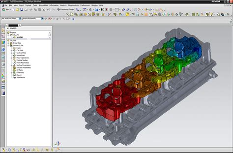 software engineering 3 floefd nx cfd fully embedded in siemens nx mentor graphics