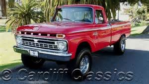1966 Ford 3 4 Ton Truck for Sale