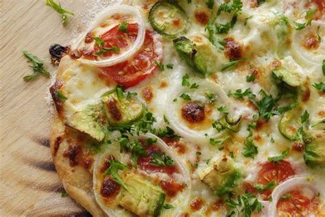 vegetarian pizza summertime veggie pizza garlic girl