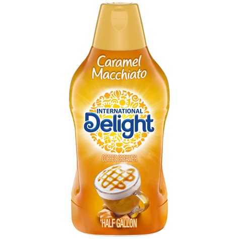 Calories in international delight coffee creamer. International Delight Coffee Creamer Half And Singles Nutrition Facts | Besto Blog