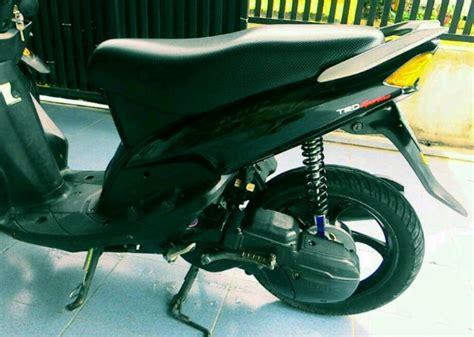69 modifikasi motor mio sporty hitam gambar terbaik modifikasi motor kawasaki honda yamaha