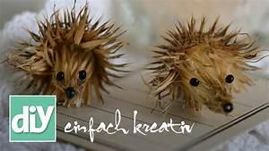 Tiere Aus Holz Basteln : waldtiere aus naturmaterialien diy einfach kreativ youtube ~ Orissabook.com Haus und Dekorationen