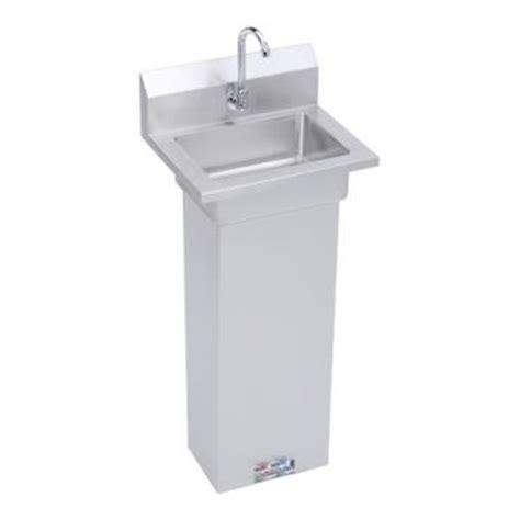 18 inch pedestal sink elkay ehs 18 pedx 18 quot x 14 1 2 quot pedestal base hand