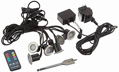 Led Voltage Low Changing Deck Remote Kit