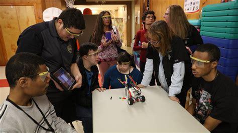 teaching robotics exceptional students passaic arts science