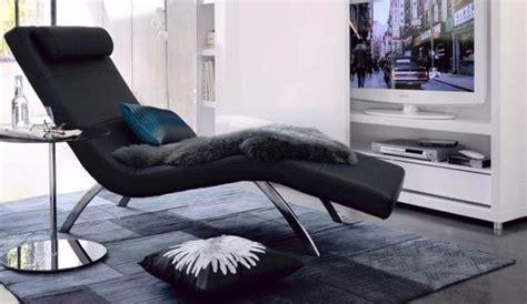 chaise de salon design chaise longue salon design