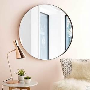 Ikea Miroir Rond : 100 cuivre maisons du monde ~ Teatrodelosmanantiales.com Idées de Décoration