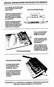 Install Tele Bridge Instructions