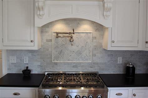 marble backsplash kitchen backsplash ideas