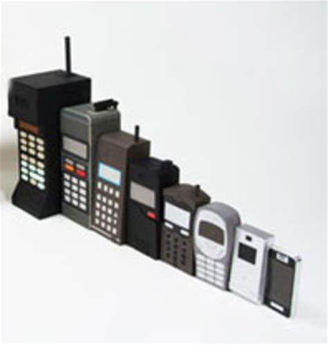 history on my phone history of the mobile phone timeline timetoast timelines