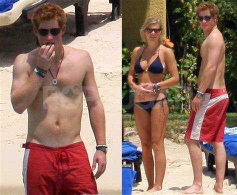 Photos Of Prince Harry And Girlfriend Chelsy Davy In
