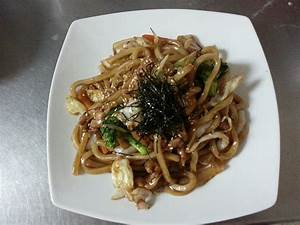 Yaki udon ( chicken. Vegetable. ) - Yelp