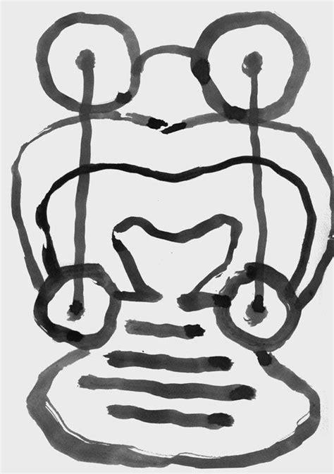 monkey drawing ideas  pinterest black monkey