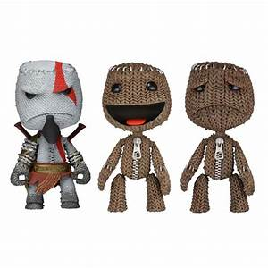 LittleBigPlanet 7-Inch Scale Series 1 Action Figure Set ...