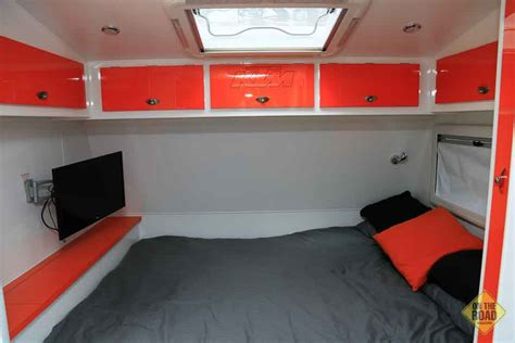 Overhead Cupboards Bedroom by On The Move Nitro On The Road