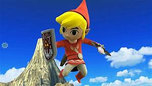 Outset Island Toon Link Now With Alternates Super