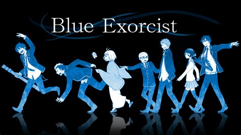 Ao no Exorcist Ao no Exorcist w wallpaper 3200x1800