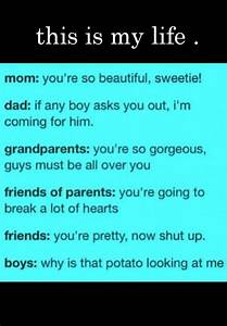this is my life. | Lol | Pinterest | Pretty much, Boys and ...
