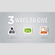 How To Make Your Online Giving Effective