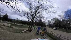 Mitchell  Sd Pump Track With My Kids After Soccer