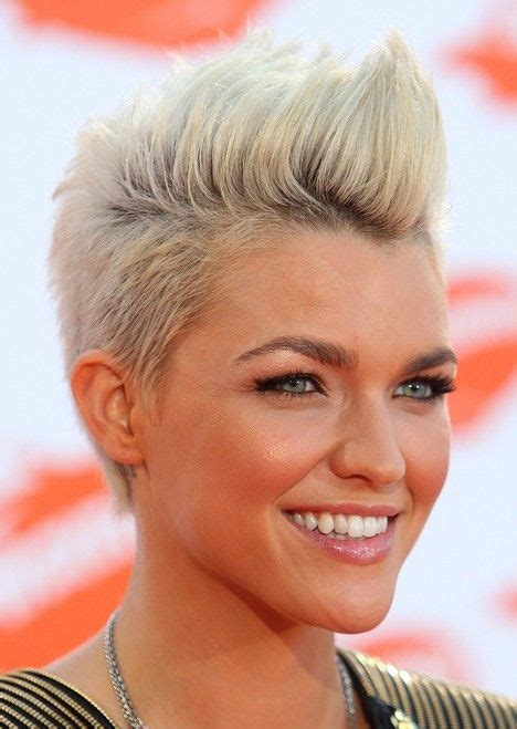 16 pompadour quiff hairstyles for women hair styles i