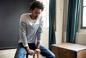 T Shirt Mariniere Homme : style marin et look fashion gr ce au t shirt marini re ~ Melissatoandfro.com Idées de Décoration