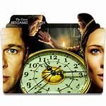 Benjamin Button Curious Case Icon 2008 Folder