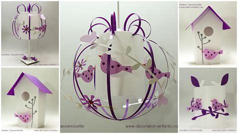 luminaire pour chambre bébé luminaires chambre fille violet et blanc luminaire