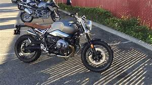 Bmw Nine T Scrambler : 2017 bmw r nine t scrambler walk around 1st look youtube ~ Medecine-chirurgie-esthetiques.com Avis de Voitures