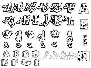 3D Graffiti Letters A-Z | ... Graffiti Alphabet Letters AZ ...