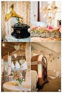 Musique Entrée Salle Mariage : mariage musique decoration salle phonographe juke box ~ Melissatoandfro.com Idées de Décoration