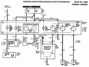 W126 88 560sel Electrical Short Tracing Saga