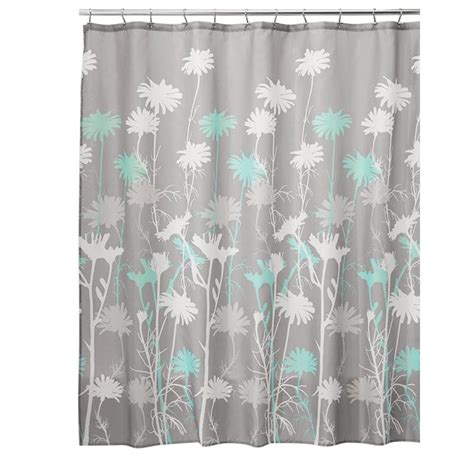 polyester bath shower curtain bathroom waterproof fabric