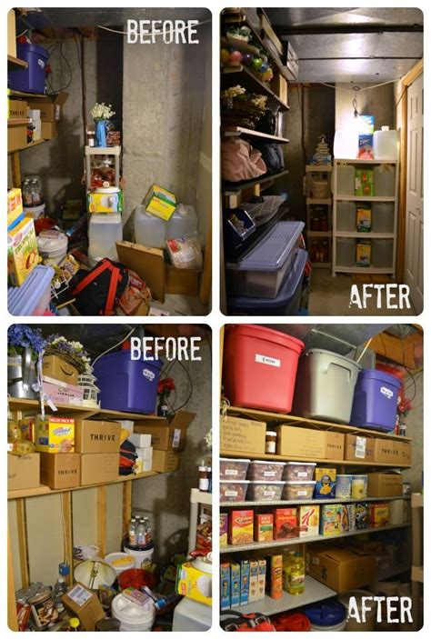 organized storage room storage room organization in one day organization pinterest