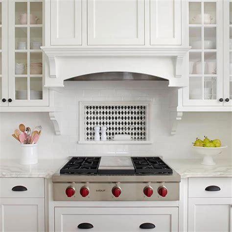 tile backsplash ideas for the range stove subway