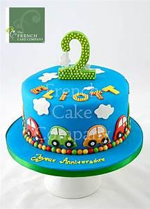 Gateau Anniversaire Garcon : cake for boys cars gateau d 39 anniversaire pour enfants ~ Melissatoandfro.com Idées de Décoration