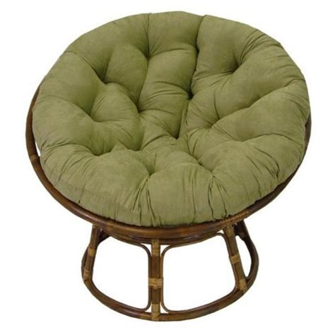 Papasan Chair Cheap by Black Friday Rattan Papasan Chair With Cushion Black