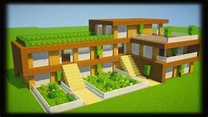 Tuto Grande Maison En Bois Moderne