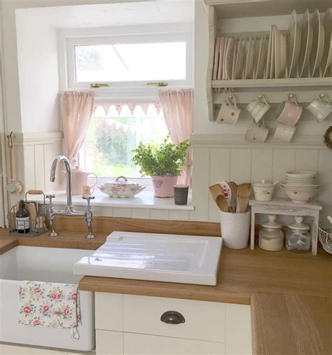 Creative Of Cottage Kitchen Curtains Inspiration With Bea