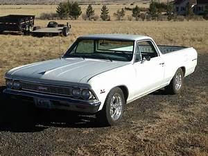 1966 Chevrolet Chevelle El Camino Survivor Just Out Of