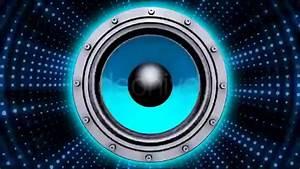 Big Bass Speakers - VJ Loops Pack (3in1) - YouTube