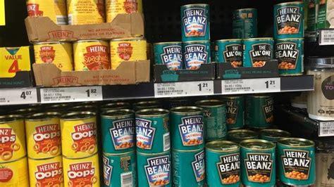 Canned spaghetti, baked beans: Kraft Heinz announces ...