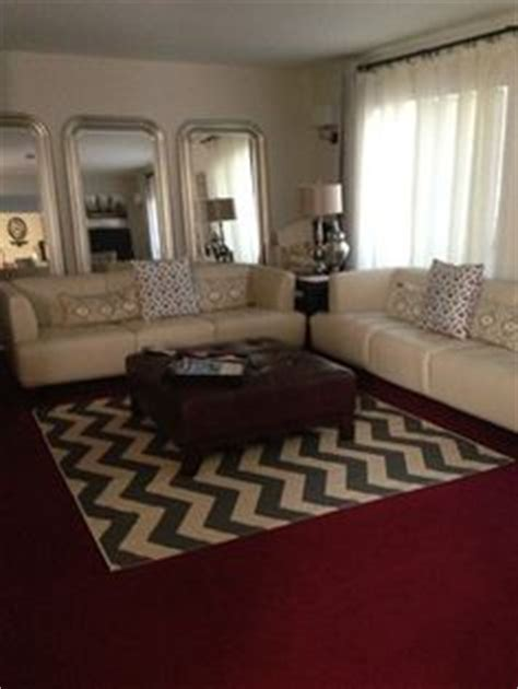 burgundy  grey living rooms google search decor