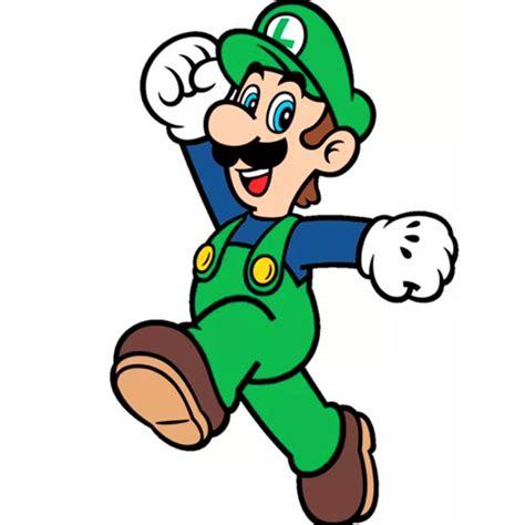 Product Of The Week The Mario L by Arquivo Digital Silhouette Mario Luigi Em Camadas