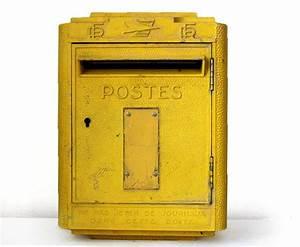 Boite Aux Lettres Vintage : les 40 meilleures images du tableau restauration des anciennes boites aux lettres ptt sur pinterest ~ Teatrodelosmanantiales.com Idées de Décoration